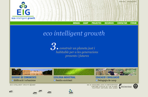 Eco Intelligent Growth